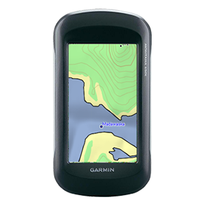 Maps & Charts for Montana Garmin GPS