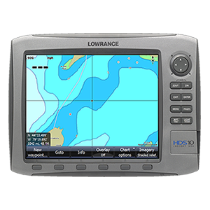 Maps & Charts for Lowrance GPS