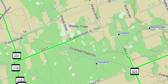Garmin Topo Quebec Sentier Quad