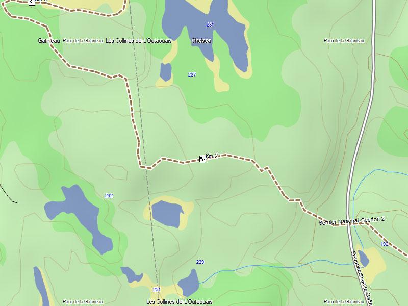 TOPO Quebec for Garmin GPS units